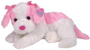 Ty Paradise Pinky Dog