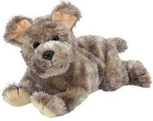 Ty Beanie Ba Cutesy The Dog