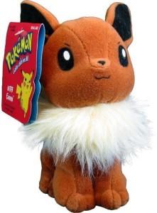 Pokemon Eevee 1998 Bean Bag Plush 5