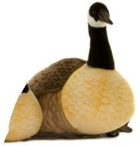 Hansa Canadian Goose Plush 12