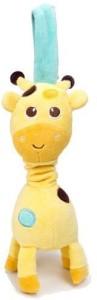 Babee Talk Eco-Buds Take-Along Pals - Giraffe  - 8 inch