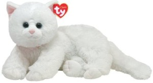 TY Classic - Crystal - White Cat 10036
