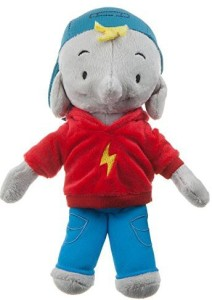 Ella the Elephant Frankie Small Plush