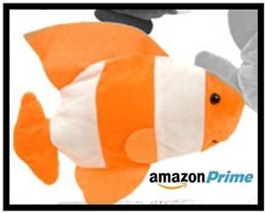 Plush Nemo Bright Clownfish 9