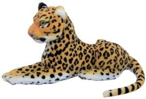 CraftSmith Soft Toy Stuffed Leopard  - 32 cm
