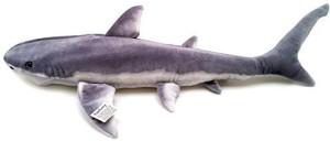 VIAHART 37 Inch Great White Shark Animal Plush Sammy The Shark