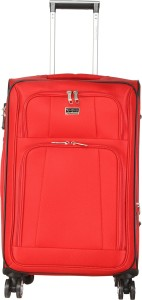 Giordano Oxford8301-RD28 Expandable  Check-in Luggage - 28 inch