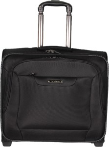 Vantage Overnighter TrolleySuitcase Cabin Luggage - 18 inch