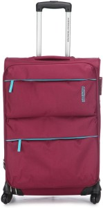 American Tourister Velo ct Cabin Luggage - 21.6 inch