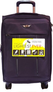 Texas USA 5004s Expandable  Check-in Luggage - 20 inch