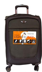 Texas USA 5002s Expandable  Check-in Luggage - 28 inch