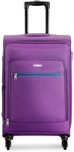 Skybags ARCTIC 4W EXP STROLLY 66 PURPLE Check-in Luggage - Medium