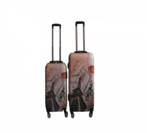 Fortune ET PARIS Check-in Luggage - 120 inch