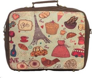 Bandbox Paris Suitcase Travel Bag Cabin Luggage - 120 inch