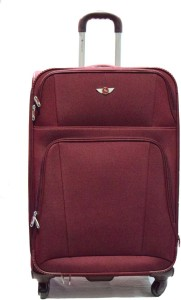 Texas USA Exclusivebag13th Expandable  Check-in Luggage - 28 inch