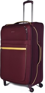 EUROLARK INTERNATIONAL Channel Expandable  Check-in Luggage - 29 inch