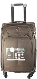 American Classic 28 inch 4 Wheel Trolley Bag Expandable  Check-in Luggage - 28 inch