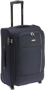 Princeware Milano Polyester 65 cm Expandable  Check-in Luggage - 25.6 inch
