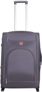 Emblem Metro-S-Grey Cabin Luggage - 20 inch