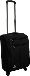 Swiss Military Polyester Small Size 20Inch Travel Luggage Cabin Luggage - 20 inch