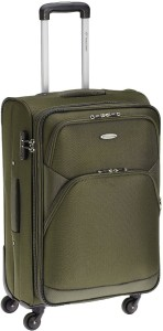 Princeware Tornado Polyester 65 cm Softsided Expandable  Check-in Luggage - 25.6 inch