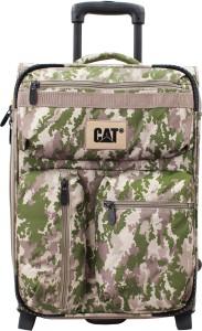 CATERPILLAR Cube Combat Cabin Luggage - 20 inch