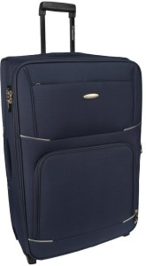 Princeware Ekon Polyester 65 cm Softsided Expandable  Check-in Luggage - 25.6 inch