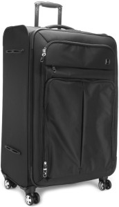 Eminent Wlite Expandable  Check-in Luggage - 30.5 inch