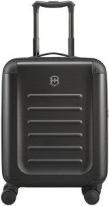 Victorinox Spectra Global Carry-On-Black Cabin Luggage - 21.7 inch
