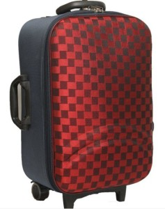 Fidato Strolley Suitcase Check-in Luggage - 22 inch
