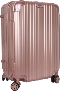PRAGEE SuitcaseABS Check-in Luggage - 24 inch