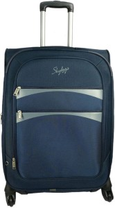 Skybags Rover 4W Strolly 77 Expandable  Check-in Luggage - 22 inch