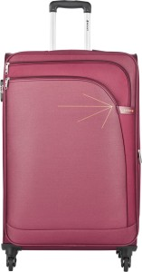 Safari FLORITE-4W-55-MAROON Expandable  Cabin Luggage - 55 inch