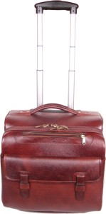 PE POOJA Check-in Luggage - 20 inch