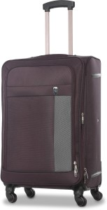 Novex Chicago Expandable  Check-in Luggage - 26 inch