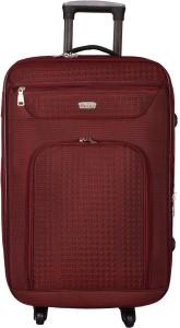 U United Travel Boy Expandable  Cabin Luggage - 20 inch