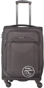 TRAWORLD 20 inch 4wheel Expandable  Cabin Luggage - 20 inch