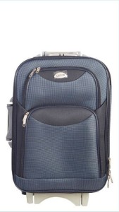Legion Trolley Suitcase - Small-22 Inch Expandable  Cabin Luggage - 22 inch