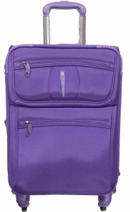 ABSTAR FASHION LIGHT WEIGHT Expandable  Cabin Luggage - 20 inch