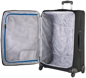 f1d2c5e29 Skybags Murphy 4w exp strolly 55 blk Check in Luggage 28 inch Black ...