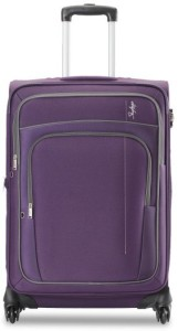 Skybags Grand 4W Exp Strolly 55 Ppl Expandable  Cabin Luggage - 21 Inches