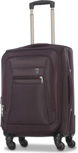 Novex Cuba Expandable  Cabin Luggage - 22 inch