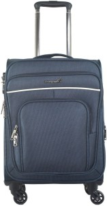dd02cede6b0c TRAWORLD 28 inch 4wheel Expandable Check-in Luggage - 28 inch ( Blue )