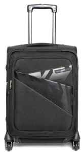 Skybags VENICE SMART 4W STROLLY 76 BLACK Expandable  Check-in Luggage - 29 inch