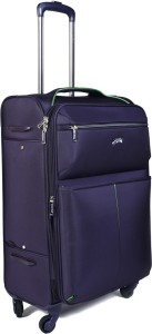 EUROLARK INTERNATIONAL Wallet Expandable  Check-in Luggage - 25 inch