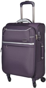 EUROLARK INTERNATIONAL CAPETOWN Expandable  Cabin Luggage - 21.5 inch