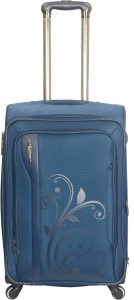 Swiss Rider Glamour Expandable  Check-in Luggage - 21 inch