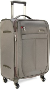 Samsonite SYNCONN SPINNER 55CM EXP-SAND Expandable  Cabin Luggage - 22 inch