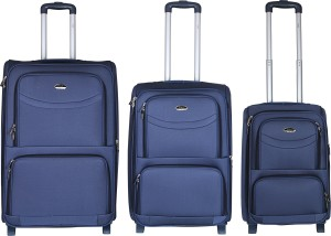 ASWI 13942WBL Expandable  Check-in Luggage - 28 inch