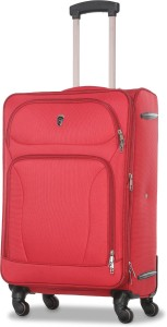 Novex Atlanta Expandable  Check-in Luggage - 22 inch